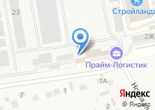 Компания «Золотой колос» на карте