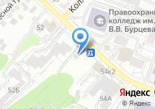 Компания «Инжектор-Сервис-Кемпинг» на карте