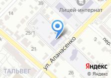 Компания «Детский сад №16» на карте
