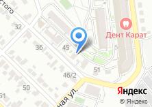 Компания «Кластер Финанс Групп» на карте