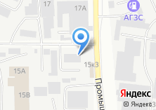 Компания «Шашлык-Машлык» на карте
