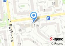 Компания «Professional» на карте