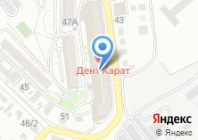 Компания «РОССТРОЙПРОЕКТ» на карте