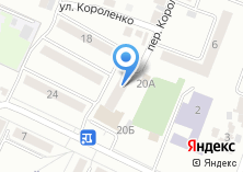 Компания «Мастерская по изготовлению ключей и ремонту обуви» на карте