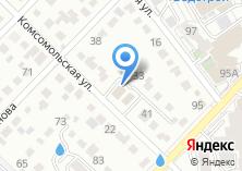 Компания «АСЦ Техзаправка» на карте