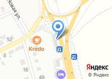 Компания «ЮГ» на карте