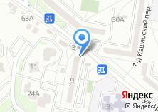 Компания «Адвокатский кабинет Юрьева А.Н» на карте