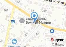 Компания «НиКоСтрой» на карте