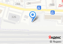Компания «Саньера» на карте