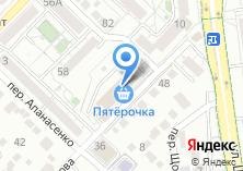 Компания «Тата» на карте