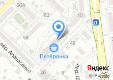 Компания «Экспресс Недвижимость 31» на карте