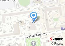 Компания «Белгородские Системы Навигации» на карте