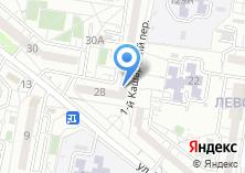 Компания «СОЛОВЬЕВ» на карте