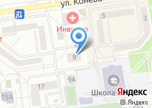 Компания «Русстрой» на карте