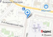 Компания «Бастион дизайн» на карте