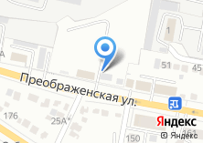 Компания «KICK-DOWN» на карте