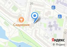 Компания «БелгородСтройСпецМонтаж» на карте