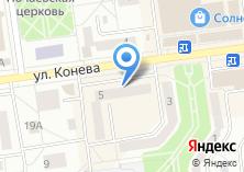 Компания «Студия татуажа Евгении Еловской» на карте