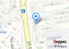 Компания «Фреш Фуд» на карте