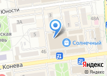 Компания «Быстрофинанс.ру» на карте