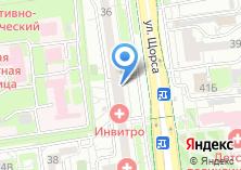Компания «Кактус» на карте