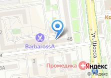 Компания «Клуб путешественников» на карте