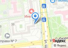 Компания «ЛОМБАРД МАРКИЗА» на карте