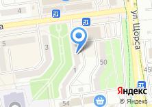 Компания «Ситилайты» на карте