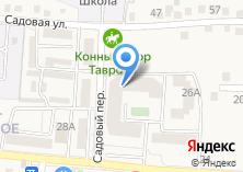 Компания «Администрация сельского поселения Таврово» на карте