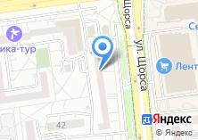 Компания «Карлин» на карте