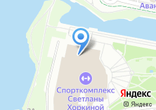 Компания «Электронный тир» на карте