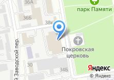 Компания «Комбинат Школьного Питания» на карте