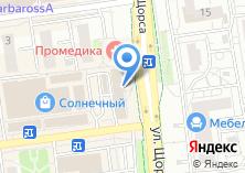 Компания «АрхПроектПлюс» на карте