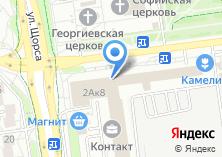 Компания «СпецМебель» на карте