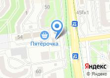 Компания «Мерилин» на карте