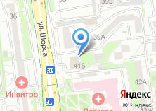 Компания «Кредит Финанс-Белгород» на карте
