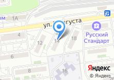 Компания «Участковый пункт полиции №10» на карте
