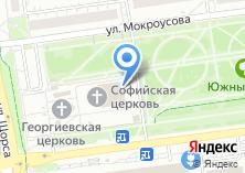 Компания «Храм Святых Мучениц Веры Надежды» на карте
