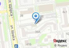 Компания «Чемпион» на карте