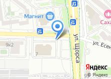Компания «Шиномонтажная мастерская на Есенина» на карте
