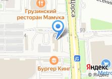 Компания «Сели-Поели» на карте