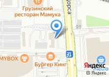 Компания «Николица» на карте