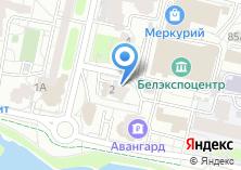 Компания «Мебель-Мастер» на карте