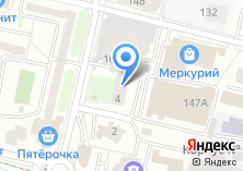 Компания «СитиЛайт» на карте