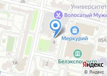 Компания «Новая жизнь» на карте