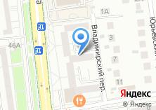 Компания «РусКомплект» на карте