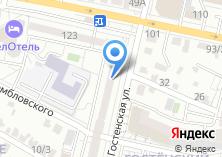 Компания «Левобережье» на карте