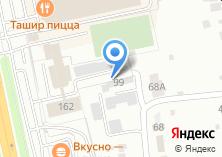 Компания «SM Service» на карте