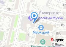 Компания «Промтекстиль» на карте