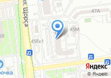 Компания «Руш» на карте